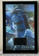 James Cameron  Avatar Blu Ray And Dvd 3d Promotional Display