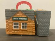 Thomas And Friends Great Waterton Track Playset Take N Play Thomas The Train
