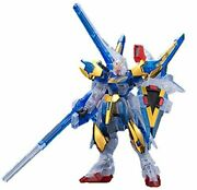[event Limited] Hguc 1/144 V2 Assault Buster Gundam Clear Color And Plating...