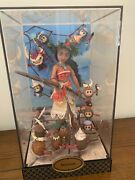 Moana Doll Disney Designer Fairytale Collection – Limited Edition Boxed + Sleeve