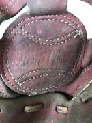 Vintage Stan Musial 6 Leather Baseball Glove, Right Hand Throw