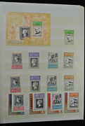 Lot 24946 Stamp Collection British Commonwealth.