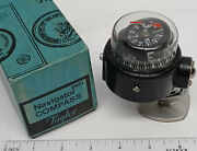 Nos 50and039s 60and039s Dash Top Navigator Taylor Compass Long Before Gps We All Used This