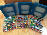 Lot Of 72 1960s -70's Lesney Superfast Matchbox Car In 1970 Collector Case A++