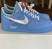 Off-white X Air Force 1 Low Mca Size 8.5 100 Authentic