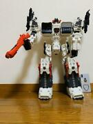 Transformer Generations Tg-23 Metroplex Movable Figure Autobot Hobby Used