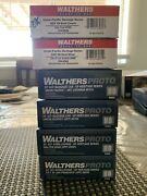 Ho Scale Walthers Union Pacific Passenger Cars Lot Iof 6