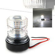 Car Marine Boat Yacht Light All Round 360 Degree Led Anchor Navigation Lamps