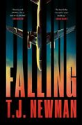 Falling A Novel By T. J. Newman New Paperback Book 2021