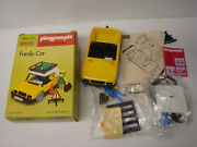 Playmobil Old Playpeople Mint In Box Bag Seal - Family Car 1786