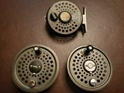 Orvis Battenkill Disc 7/8 Made In England, Fly Fishing Reel With Extra Spool