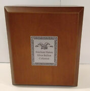 American History Silver Bullion Collection 25 Coins Pure Silver Danbury Mg