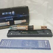 Dr. Who 11th Doctor Sonic Screwdriver Universal Remote Control