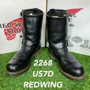 Safe Quality839 Red Wing Redwing Boots 7d25-26cm 25cm