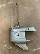 1984 Evinrude 70 Hp Outboard Motor Lower Unit