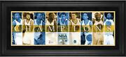 Golden State Warriors 2015 Nba Finals Champs Framed 10 X 30 Champs Collage