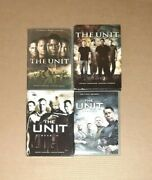 The Unit The Complete Series Seasons 1 2 3 4 Dvd