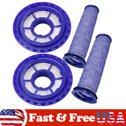 Washable Vacuum Filters For Dyson Dc41, Dc65, Dc66, Up13, Up20 Vacuum Cleaners