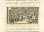Antique Shop Store Of A Fashion Clothing Dress Merchant In 18th C Small Print