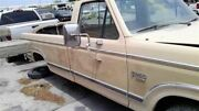 Passenger Front Door Manual 2 Mounting Points Mirror Fits 80-86 Bronco 17361349