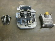 Briggs And Stratton Vanguard 31hp 31 Hp Cylinder Head 1 And Pushrods Push Rods