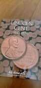 Lincoln Cent Penny Set 1941-2021-d Including All 1982 And 2009 In Set Coins