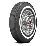 Coker Set Of 4 Tires 29x6.7r15 S American Classic Radial 1 Inch Whitewall