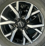 4x New Genuine Isuzu Dmax 18 2019 Wheels And Falken At Tyres Fits All Dmax Mux