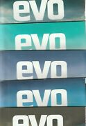 Various Issues Of Evo Magazine From 200 To 281