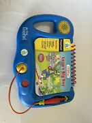 Leap Frog My First Leap Pad System, Leaps Big Day Booklet- Great Condition Works