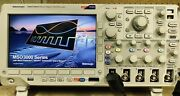 Tektronix Mso3034 Oscilloscope 300mhz 2.5gs/s With 4 P6139b Probes And Demo 2