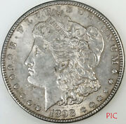 1898 Morgan Silver Dollar Coin Unsorted Ungraded Estate Collection Very Nice