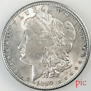 1889 Morgan Silver Dollar Coin Unsorted Ungraded Estate Collection Very Nice 4