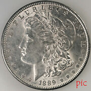 1889 Morgan Silver Dollar Coin Unsorted Ungraded Estate Collection Very Nice 3