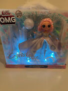 Lol Surprise Omg Crystal Star 2019 Collector Edition Winter Disco Doll Lights Up