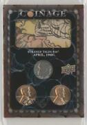 2020 Upper Deck Marvel Ages Comic Clippings Coinage 7/12 Strange Tales 167 2ld