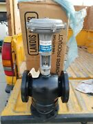 Landis And Gyr 43 Way Mixing Valve Part 591-6740 Model C49517 New Old Stock