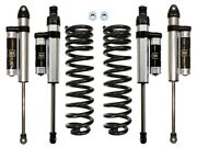 Icon 2005-2016 Ford F250/f350 2.5 Lift Stage 3 Suspension System