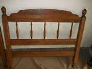 Ethan Allen Bunkbed Twin Beds Or Trundle Bed Era 1961