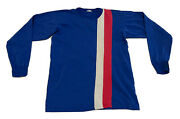 Vintage 70`s Football Shirt 8 West Germany Size 6 Nlv