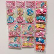 Healing And Precure Ribbon Hair Rubber Fashionable Valletta Clip Cambatch