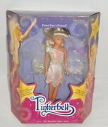 Tinkerbell Peter Panand039s Friend Tiger Toys Barbie Doll 1991 Fairy Rare New