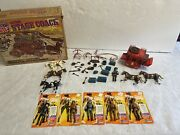 Empire Legends Of The West 1978 Stagecoach Original With Box.