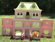 Fisher Price Loving Family Grand Mansion Dollhouse Only