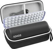 1pcs Travel Carrying Box For Sonos Roam Wlan And Bluetooth Portable Smart Speaker