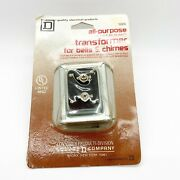 Square D Company 122c All Purpose 16 Volt Transformer For Bells Chimes Vintage