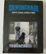 Silverchair Ana's Song Open Fire Cd Vhs Promo Demo Epic Music Video 1999