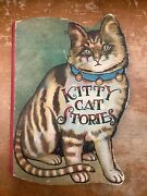 Kitty Cat Stories 1914 Childrenandrsquos Illustrated