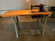 Willcox And Gibbs Industrial Sewing Machine