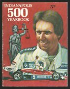 Indianapolis 500 Auto Race Usac Yearbook 1979-aj Foyt-bobby Unser-rick Mears-...